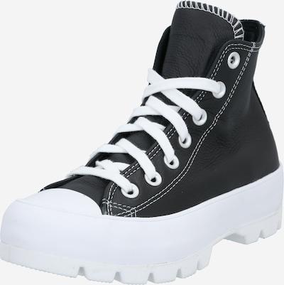 Sneaker înalt 'Chuck Taylor All Star' CONVERSE pe negru / alb, Vizualizare produs
