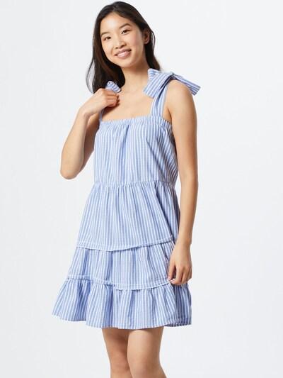 ONLY Kleid 'ONLGERRY' in blau / offwhite, Modelansicht
