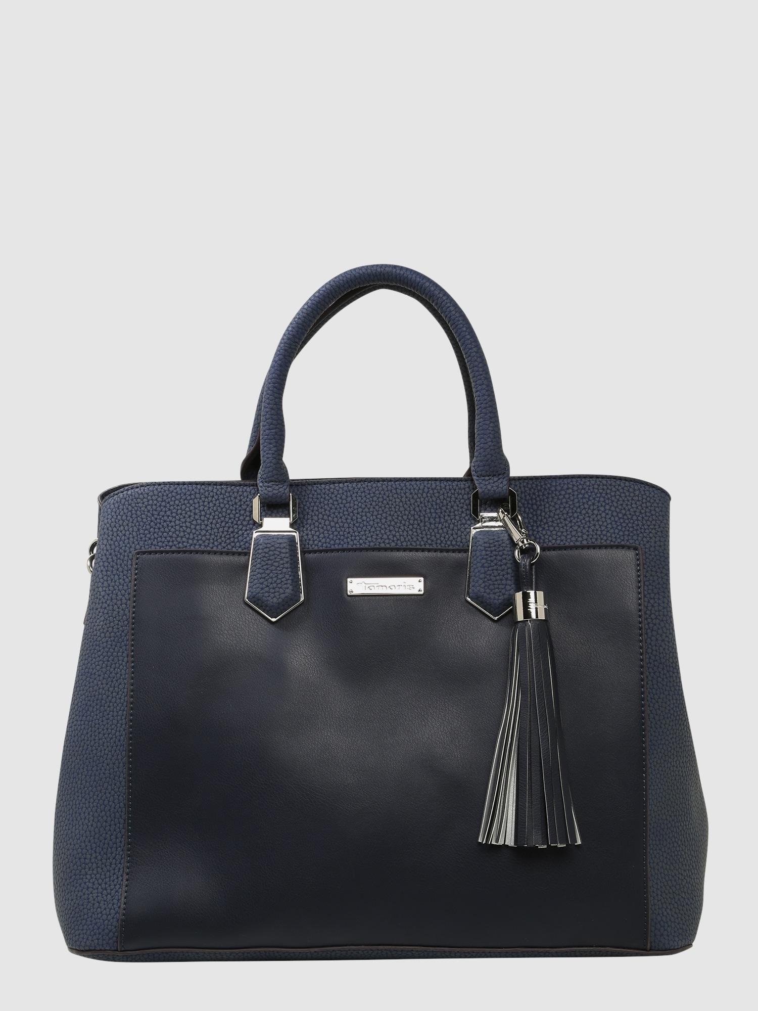 tamaris handtasche 39 elsa 39 in blau about you. Black Bedroom Furniture Sets. Home Design Ideas