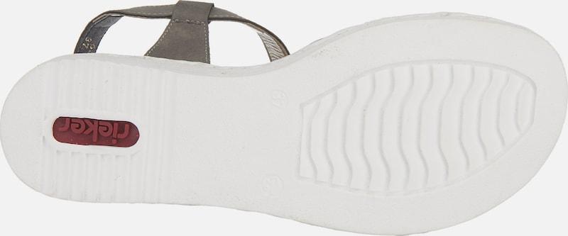 RIEKER Sandalette Verschleißfeste billige Schuhe Hohe Hohe Schuhe Qualität fb8291