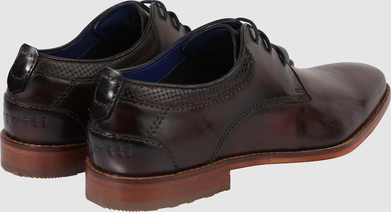 bugatti Schnürschuhe im Vintage-Look Verschleißfeste billige Schuhe