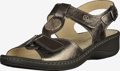 Hickersberger Sandale in bronze, Produktansicht