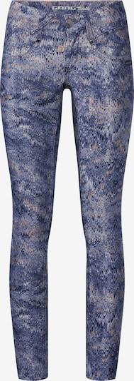 Gang Jeans 'NENA CROPPED - chill print' in blue denim, Produktansicht