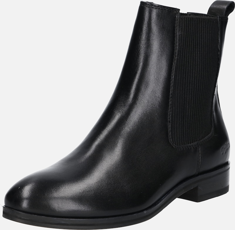 'anine Tigha Boots 500' En Noir Chelsea wPOn0k