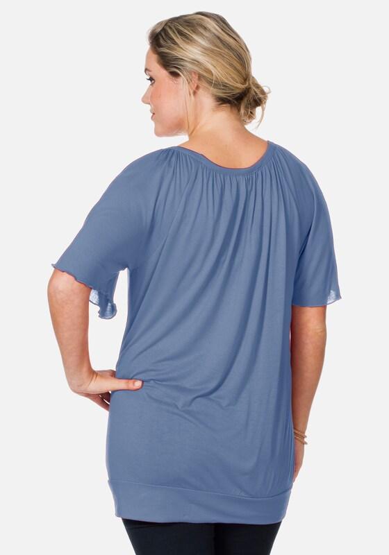 sheego casual Flügelarm-Shirt