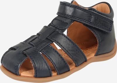BISGAARD Sandály 'Carly' - námořnická modř, Produkt