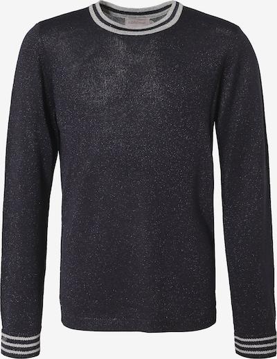 KIDS ONLY Pullover in nachtblau / silber, Produktansicht