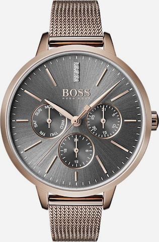 BOSS Casual Analog Watch in Gold