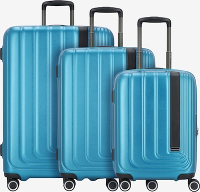 March15 Trading Kofferset 'Beau Monde' in himmelblau, Produktansicht