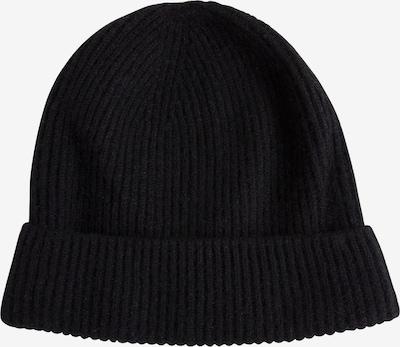 EDITED Mütze 'Javier' in schwarz, Produktansicht