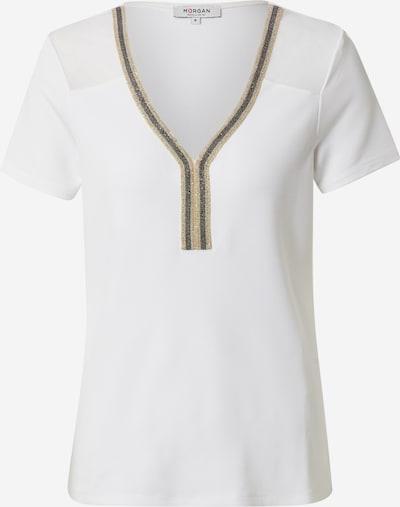 Morgan Shirt in offwhite, Produktansicht