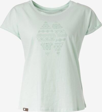 Lakeville Mountain T-Shirt 'Mila' in mint, Produktansicht