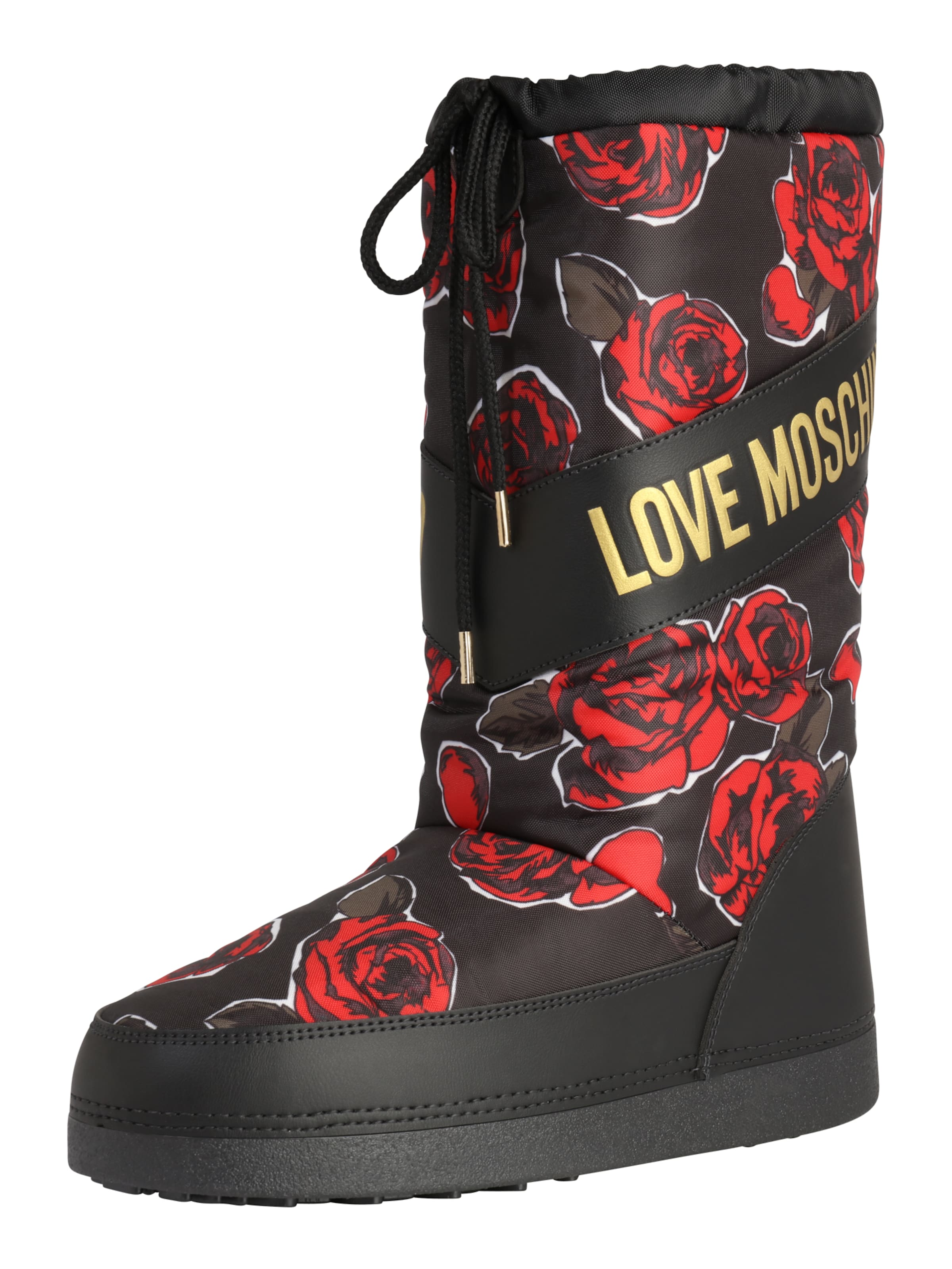 Love Moschino | Snowboots 'SKI FLOWER' Schuhe Schuhe Gut getragene Schuhe FLOWER' 3e09c0