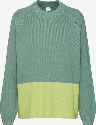 BOSS Trui 'Wenevery' in de kleur Groen, Productweergave