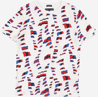 TOMMY HILFIGER Shirt in mischfarben / weiß, Produktansicht