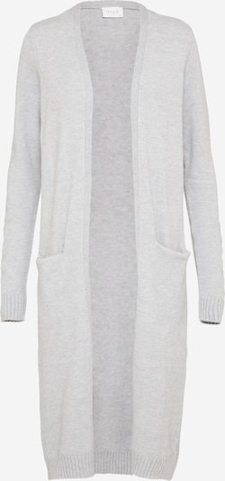 VILA Knit cardigan 'Ril' in grey, Item view