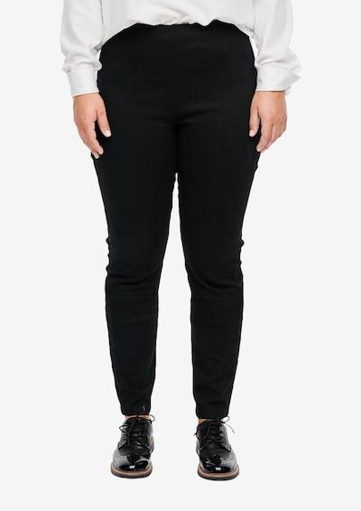 TRIANGLE Jeans in kobaltblau, Modelansicht