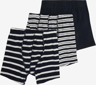 NAME IT Boxershorts in schwarz / weiß, Produktansicht