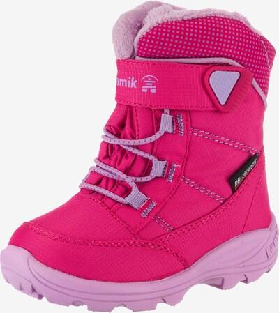Kamik Winterstiefel STANCE, Dri DEFENSE in pink, Produktansicht