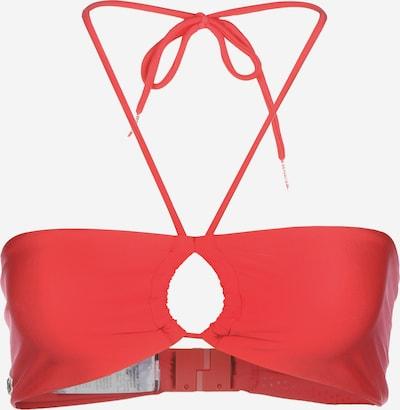 LACOSTE Bikini ' Sportswear ' en rouge pastel, Vue avec produit