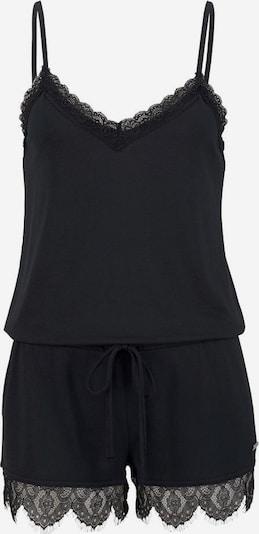 LASCANA Playsuit in schwarz, Produktansicht
