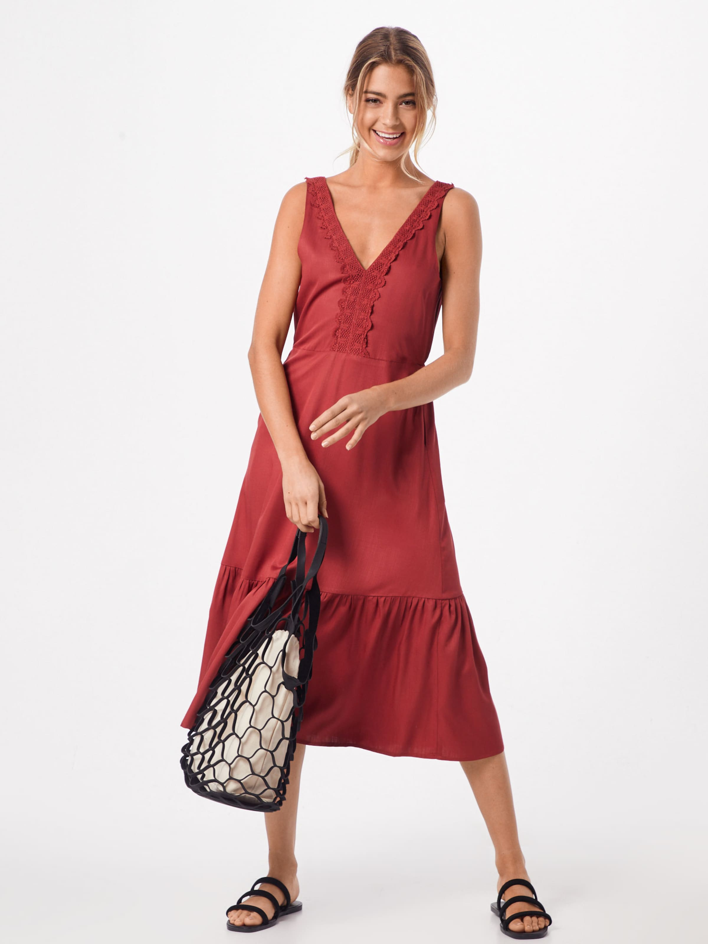 You Rostrot Kleid About 'raquel' In TPXkiuOZ