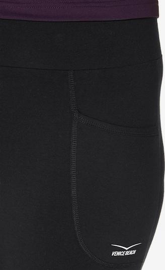 VENICE BEACH Jazzpants in schwarz, Produktansicht