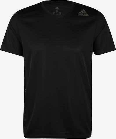 ADIDAS PERFORMANCE Funktionsshirt in schwarz, Produktansicht