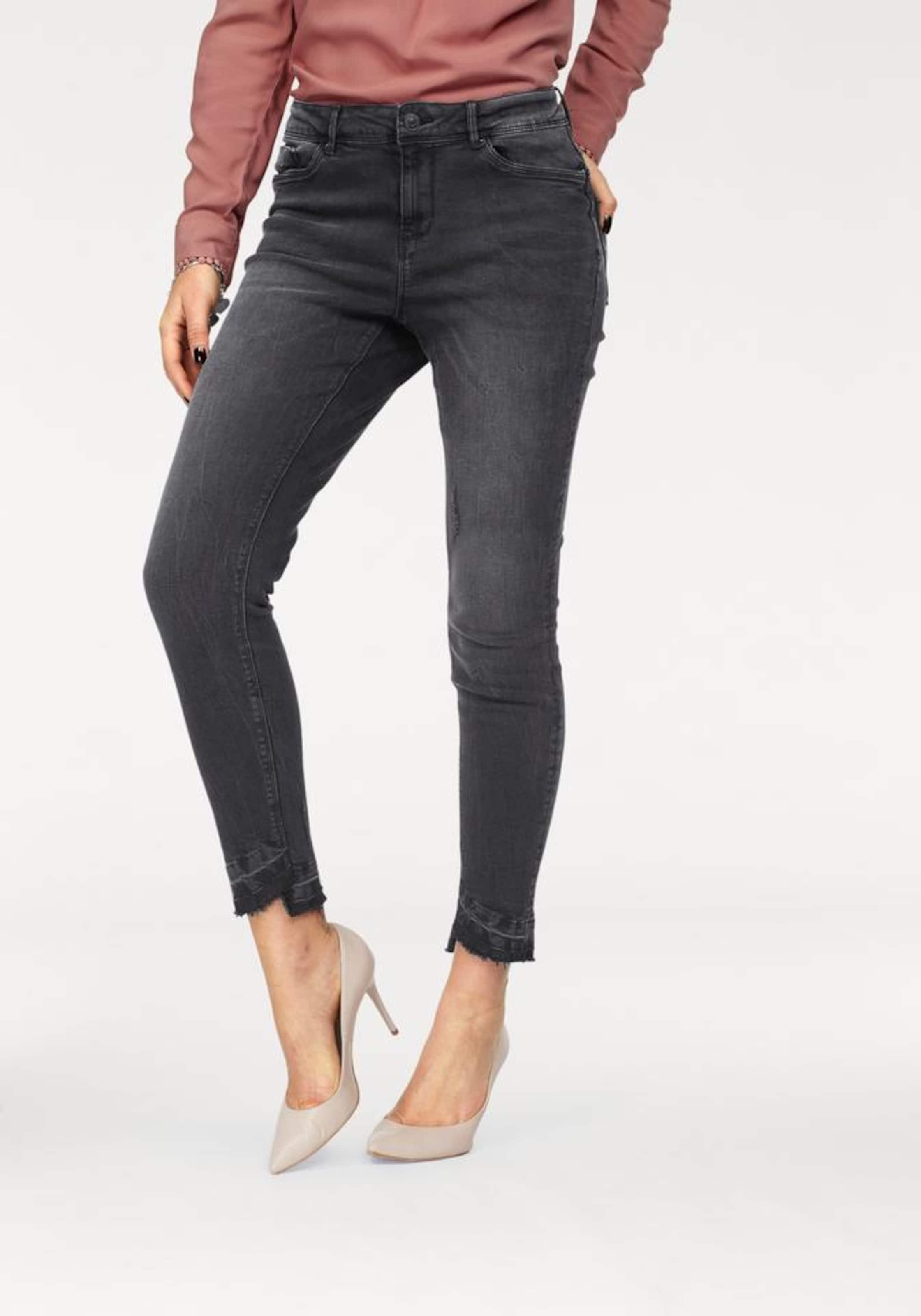 Frei Verschiffen Spielraum Shop VERO MODA 'Seven' Ankle Skinny Fit Jeans Shop Für Günstigen Preis Footaction Günstiger Preis jaPZJ