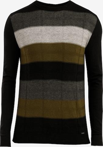 Finn Flare Pullover in Mischfarben