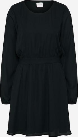 Rochie de la VILA pe negru