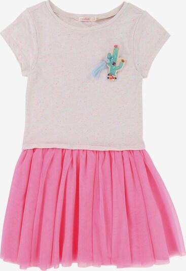 Billieblush Jerseykleid mit Tüllrock in rosa, Produktansicht