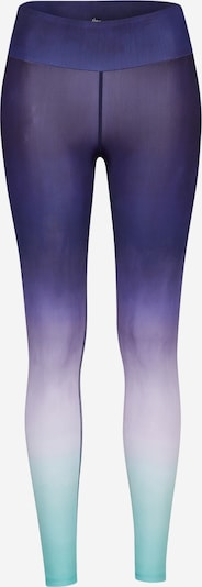 Hey Honey Sportovní kalhoty 'Flow' - námořnická modř / mátová, Produkt