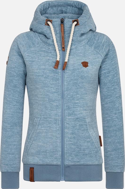 naketano Zipped Jacket 'Gigi Meroni'