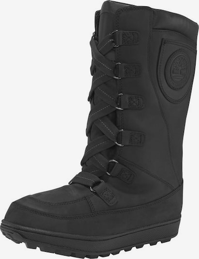 TIMBERLAND Schnürboots '8 in lace up' in schwarz, Produktansicht