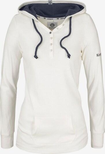 KangaROOS Shirt in naturweiß, Produktansicht