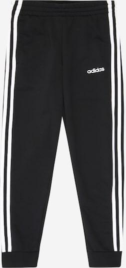 ADIDAS PERFORMANCE Pantalón deportivo en negro / blanco, Vista del producto