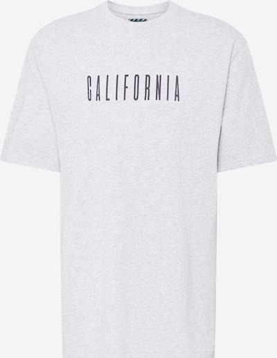 Urban Threads T-Shirt in graumeliert / schwarz, Produktansicht