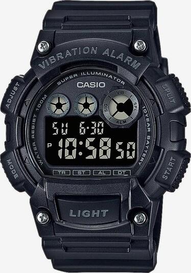 CASIO Uhr 'W-735H-1BVEF' in schwarz, Produktansicht