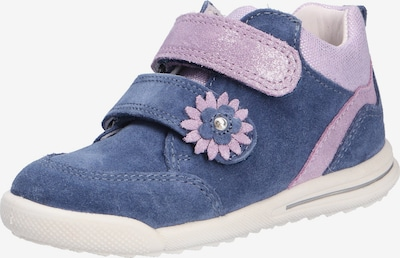 SUPERFIT Schuhe in blue denim / helllila, Produktansicht