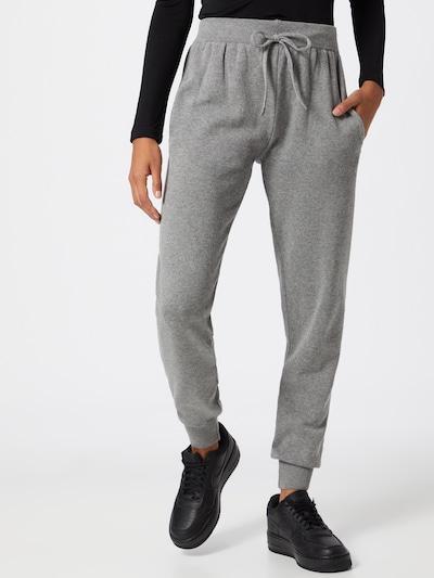 NU-IN Pantalon en gris chiné: Vue de face