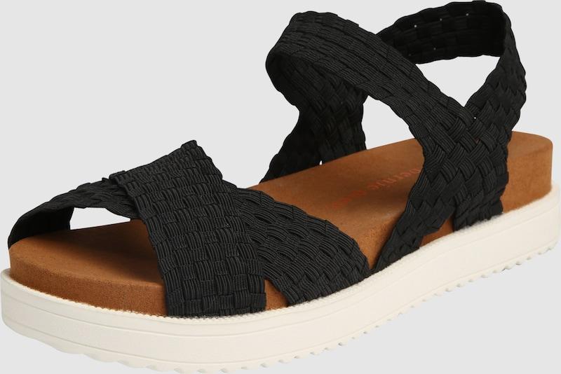 Bernie Mev Sandale 'ETERNAL Textil Bequem, gut aussehend