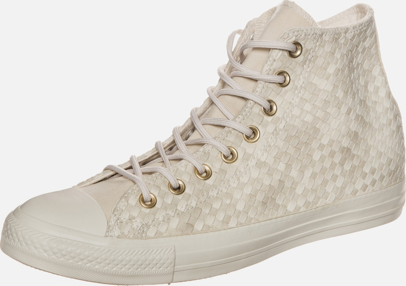 "CONVERSE High Sneaker ""Chuck Taylor All Star Denim Woven"""