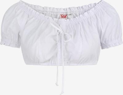 SPIETH & WENSKY Bluse 'Elle' in weiß, Produktansicht