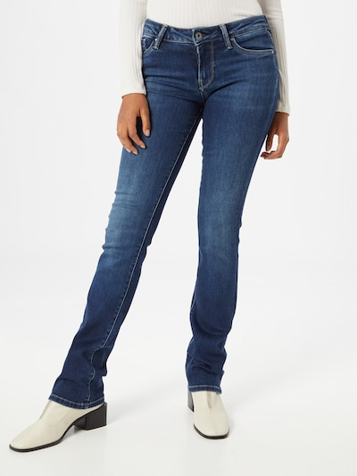 Pepe Jeans Jeans 'Piccadilly' in blue denim, Modelansicht