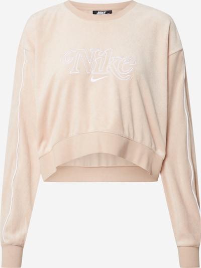 Nike Sportswear Sweatshirt 'Terry' in rosa, Produktansicht