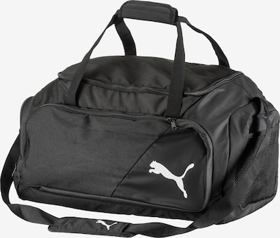 PUMA Sporttasche 'LIGA' in schwarz / weiß, Produktansicht