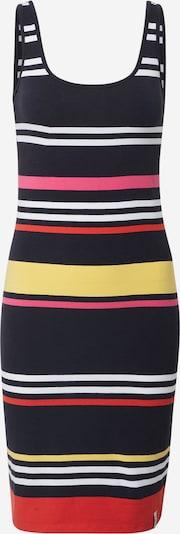 Superdry Letnia sukienka 'MIAMI' w kolorze granatowy / żółty / pomarańczowy / białym, Podgląd produktu