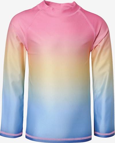 myToys-COLLECTION Schwimmshirt 'Mania' in hellblau / gelb / pink, Produktansicht