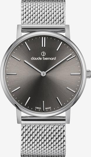 Claude Bernard Uhr in silber, Produktansicht